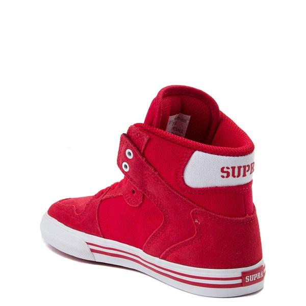 alternate view Supra Vaider Skate Shoe - Little Kid / Big KidALT2