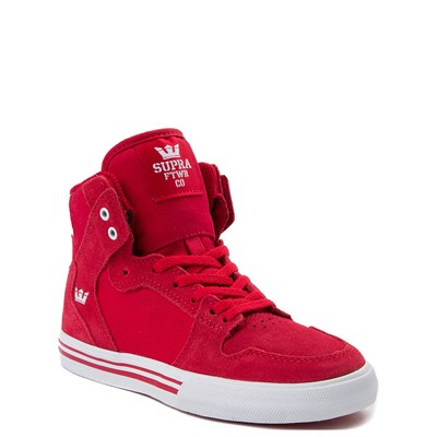 Alternate view of Supra Vaider Skate Shoe - Little Kid / Big Kid