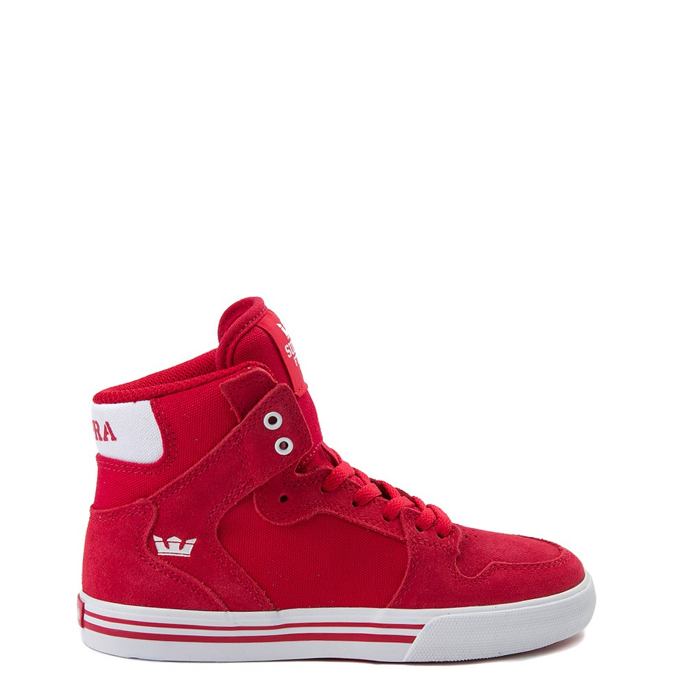 Supra Vaider Skate Shoe - Little Kid / Big Kid