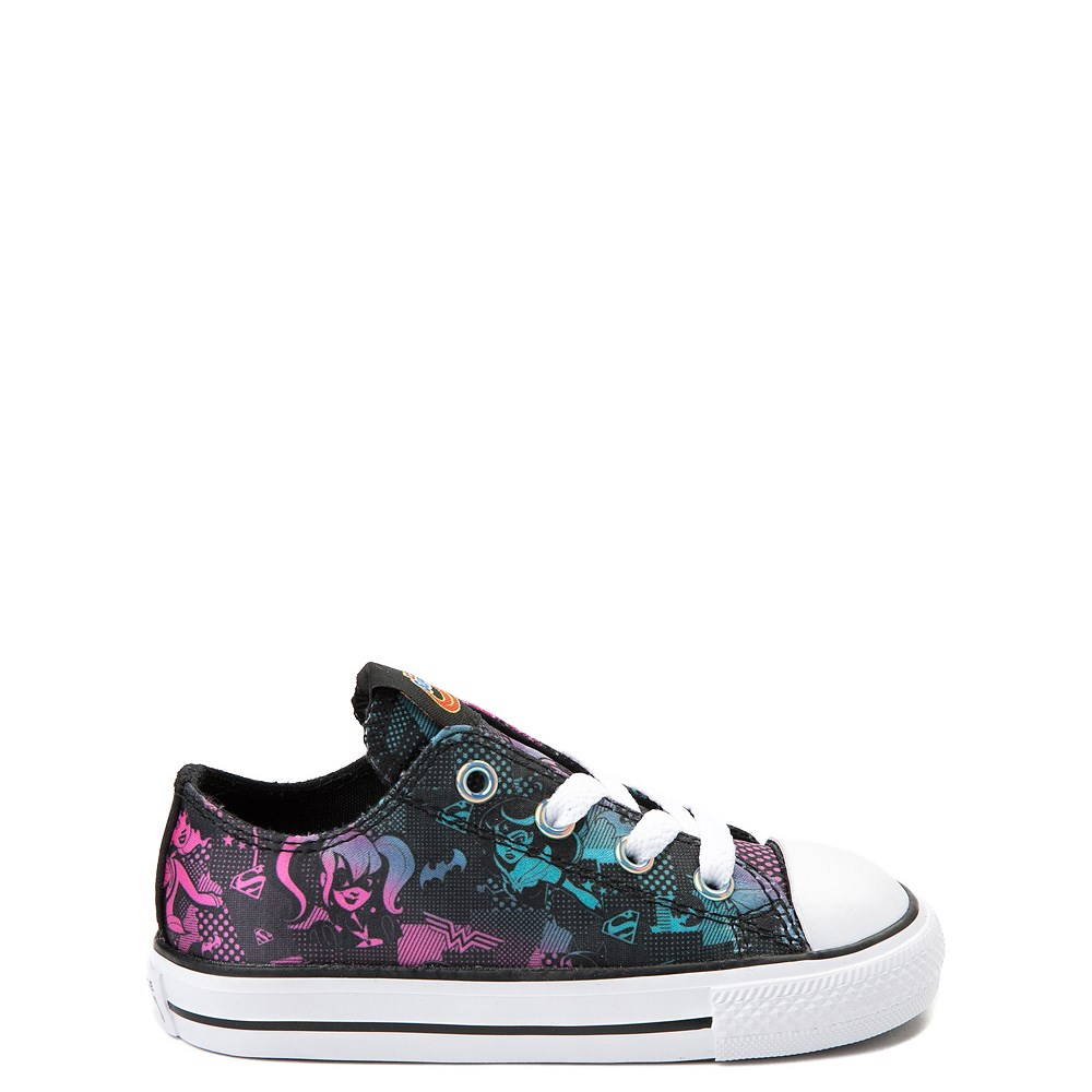 Toddler Converse Chuck Taylor All Star Lo DC Superhero Girls™ Sneaker