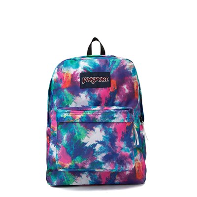 Main view of JanSport Superbreak Dye Bomb Backpack