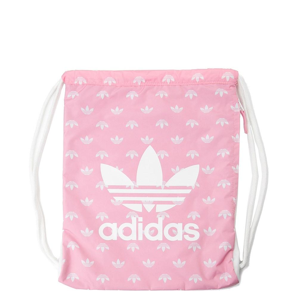 533205943aee adidas Trefoil Drawstring Backpack. Previous. alternate image ALT2.  alternate image default view