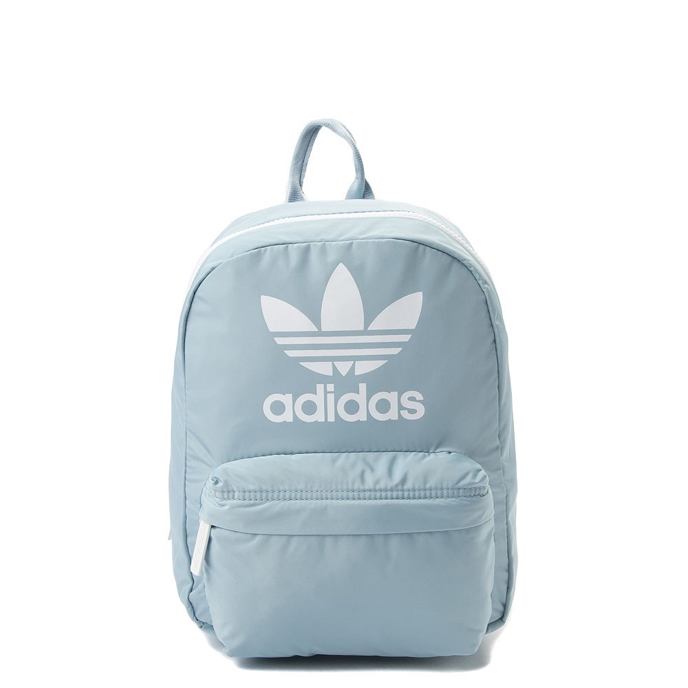 Light Gray adidas Mini Backpack
