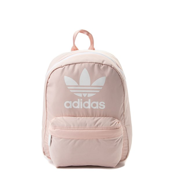Main view of adidas Mini Backpack - Pink