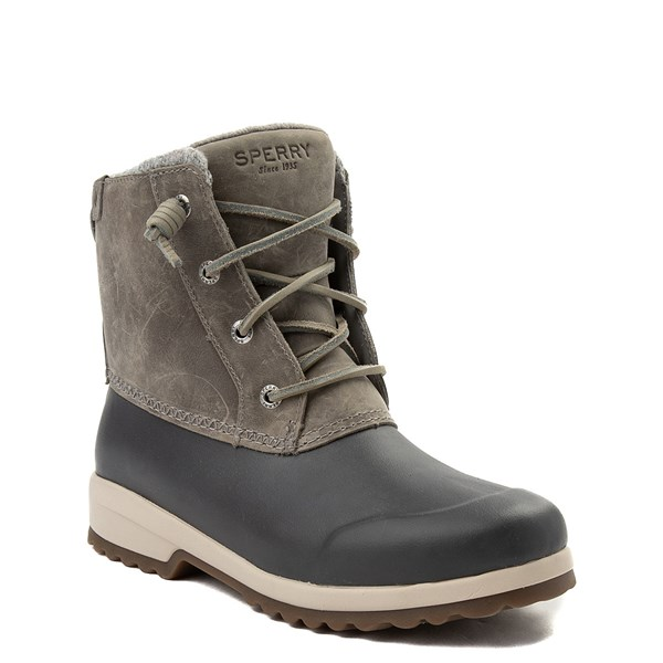 alternate view Womens Sperry Top-Sider Maritime Repel Boot - GrayALT1