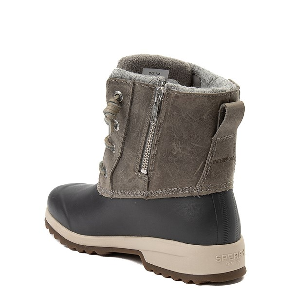 alternate view Womens Sperry Top-Sider Maritime Repel Boot - GrayALT2