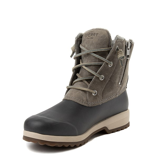 alternate view Womens Sperry Top-Sider Maritime Repel Boot - GrayALT3