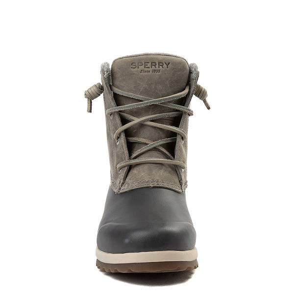 alternate view Womens Sperry Top-Sider Maritime Repel Boot - GrayALT4