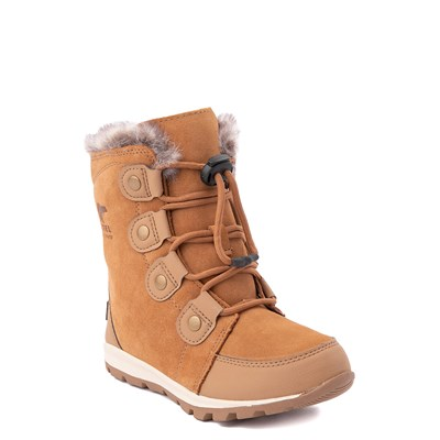 Alternate view of Sorel Whitney Suede Boot - Little Kid / Big Kid - Tan