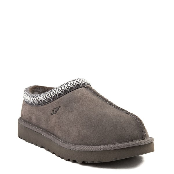 alternate view Womens UGG® Tasman Clog - CharcoalALT1