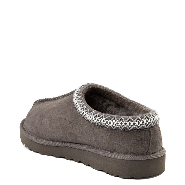 alternate view Womens UGG® Tasman Clog - CharcoalALT2