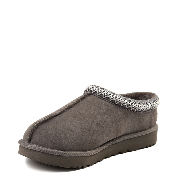 alternate view Womens UGG® Tasman Clog - CharcoalALT3
