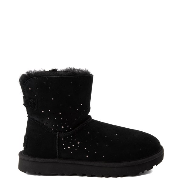 Womens UGG® Stargirl Mini Boot - Black