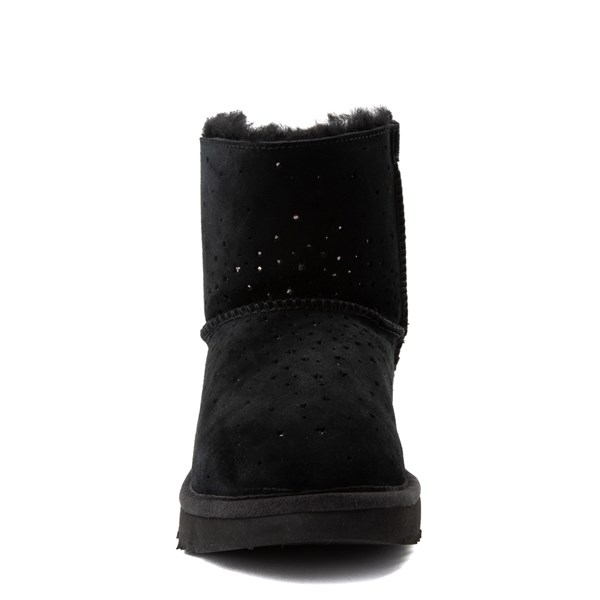 alternate view Womens UGG® Stargirl Mini Boot - BlackALT4