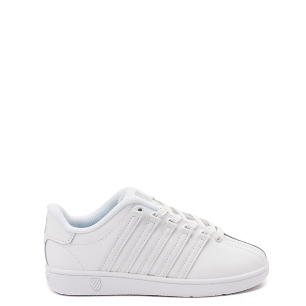K-Swiss Classic Athletic Shoe - Little Kid - White