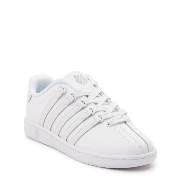 alternate view K-Swiss Classic Athletic Shoe - Little KidALT1