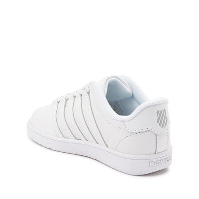 Alternate view of K-Swiss Classic Athletic Shoe - Little Kid - White