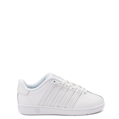 Main view of K-Swiss Classic Athletic Shoe - Little Kid - White