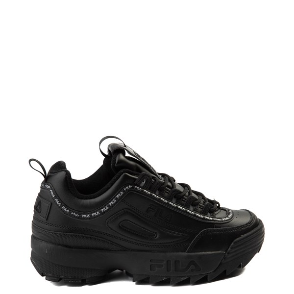 Womens Fila Disruptor 2 Athletic Shoe - Black