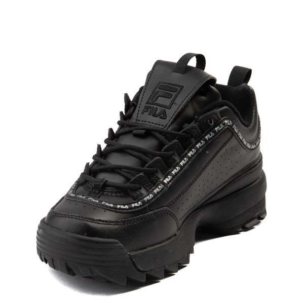 alternate view Womens Fila Disruptor 2 Athletic Shoe - BlackALT3