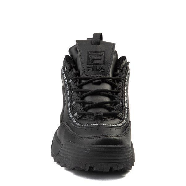 alternate view Womens Fila Disruptor 2 Athletic Shoe - BlackALT4