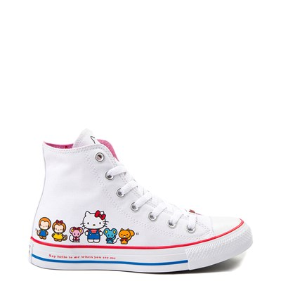 Main view of Converse Chuck Taylor All Star Hi Hello Kitty® Friends Sneaker