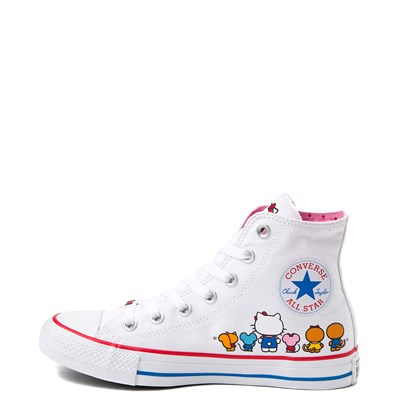 Alternate view of Converse Chuck Taylor All Star Hi Hello Kitty® Friends Sneaker