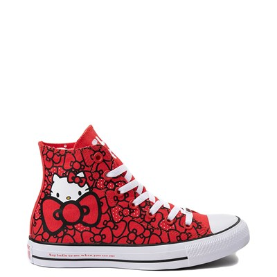Main view of Converse Chuck Taylor All Star Hi Hello Kitty® Bows Sneaker