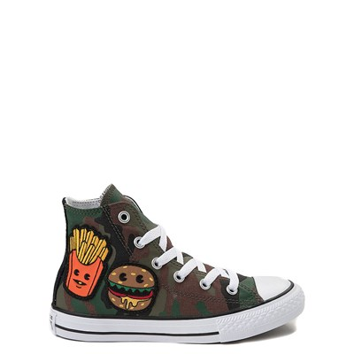 Converse Chuck Taylor All Star Hi Patch Sneaker - Little Kid