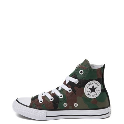 Alternate view of Converse Chuck Taylor All Star Hi Patch Sneaker - Little Kid