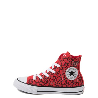 Alternate view of Youth Converse Chuck Taylor All Star Hi Hello Kitty® Bows Sneaker