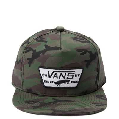 Vans Full Patch Snapback Hat - Little Kid 05d6da73f95d