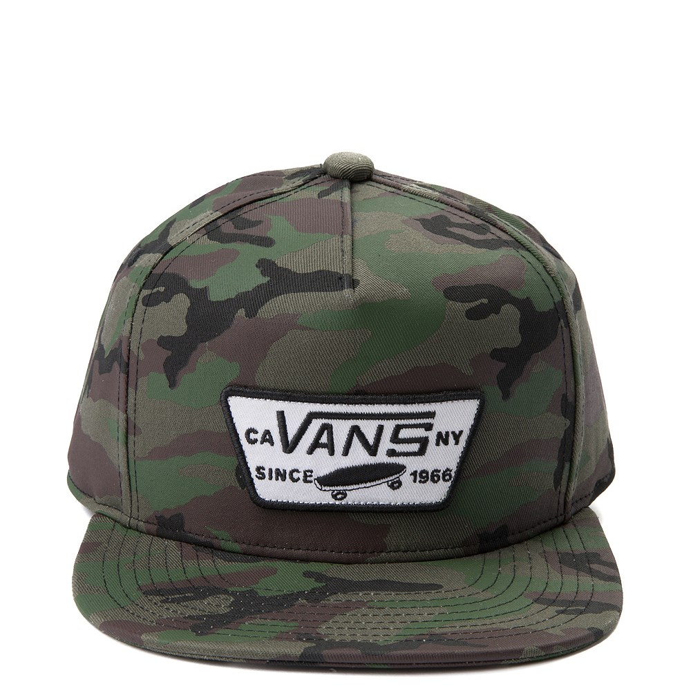Youth Vans Full Patch Snapback Hat. Previous. ALT1. default view 0bbb1d461e0