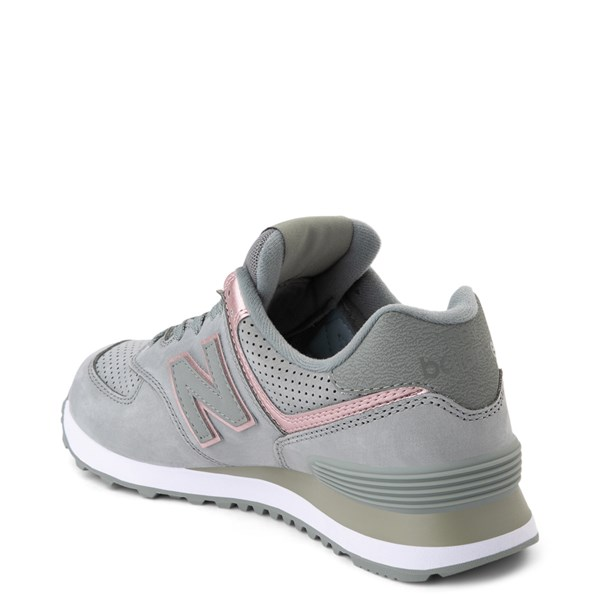 alternate view Womens New Balance 574 Athletic ShoeALT2