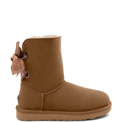Main view of Womens UGG® Customizable Bailey Bow II Boot