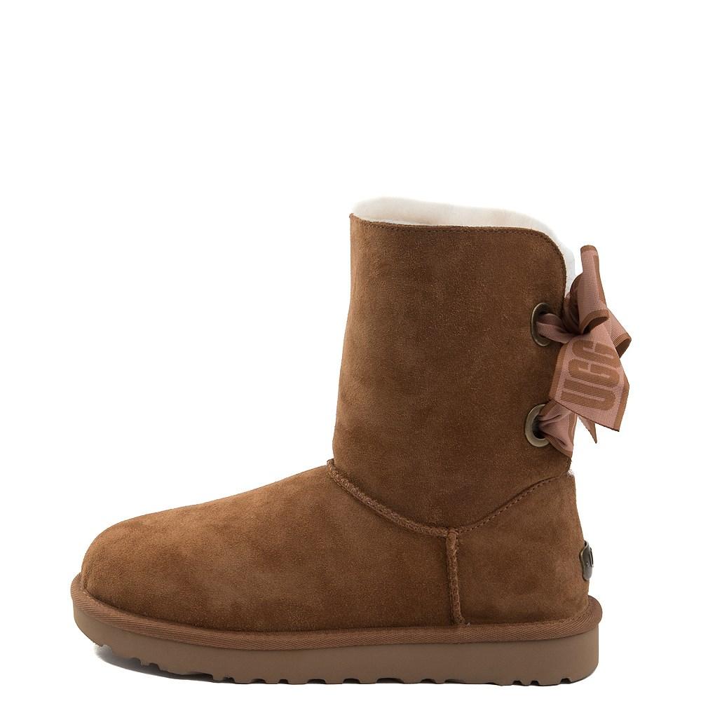 Womens UGG® Customizable Bailey Bow II Boot