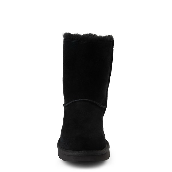 alternate view Womens UGG® Customizable Bailey Bow II Boot - BlackALT4