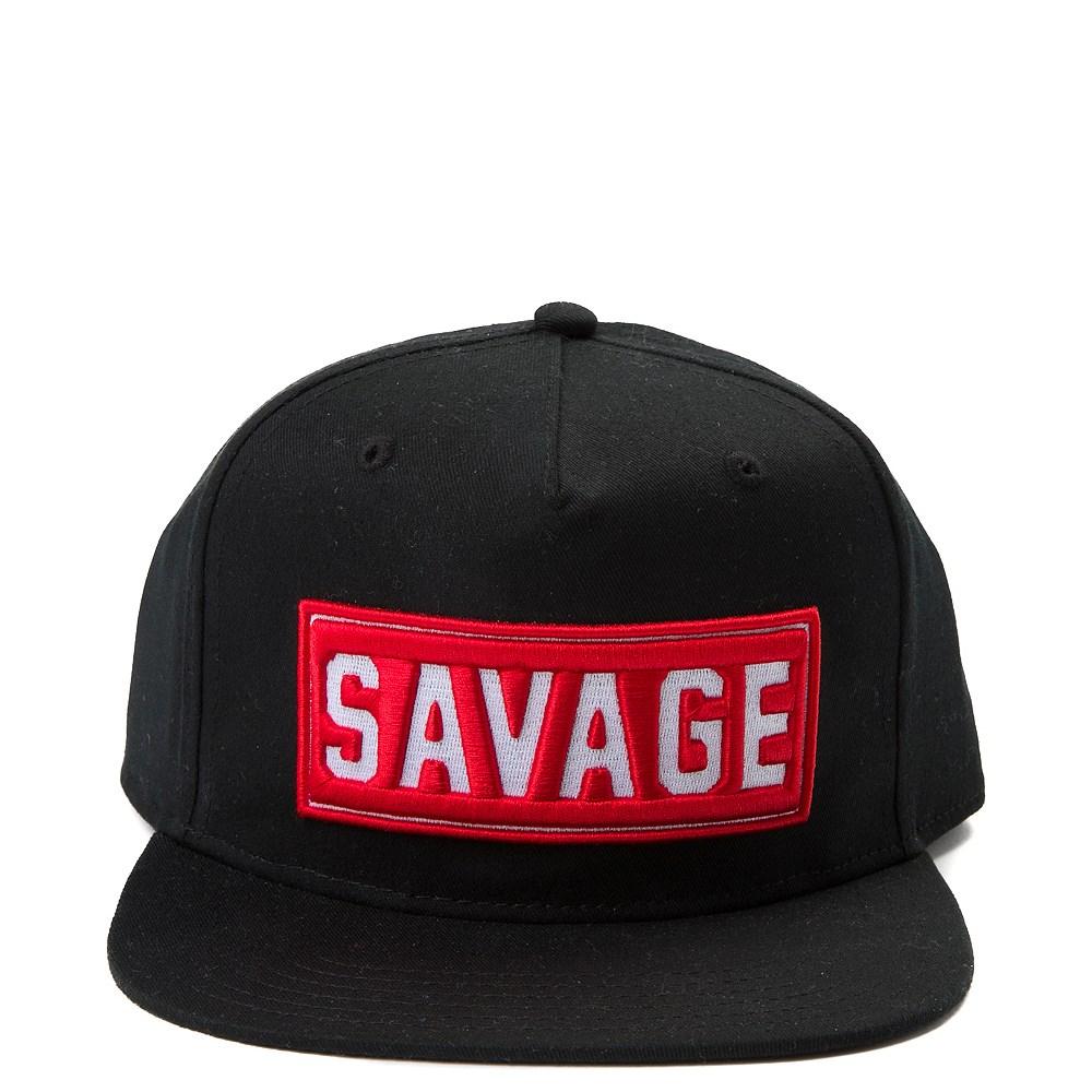 Savage Snapback Cap