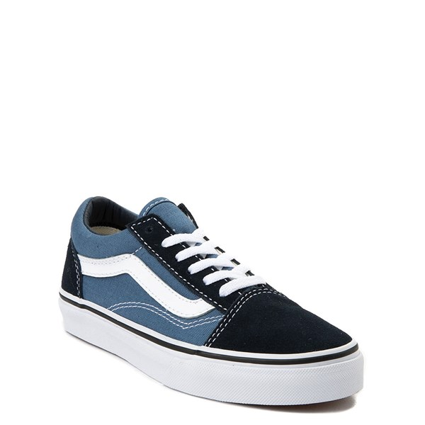 Alternate view of Vans Old Skool Skate Shoe - Little Kid