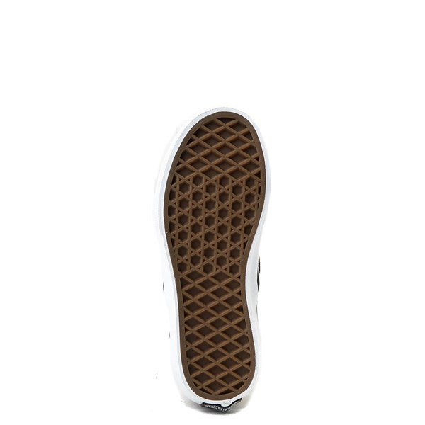 alternate view Vans Slip On Chex Skate Shoe - Little Kid / Big KidALT5