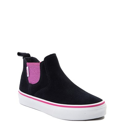 Alternate view of Youth/Tween Vans Slip On Mid Skate Shoe
