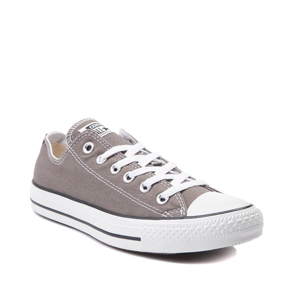 alternate view Converse Chuck Taylor All Star Lo Sneaker - GrayALT5