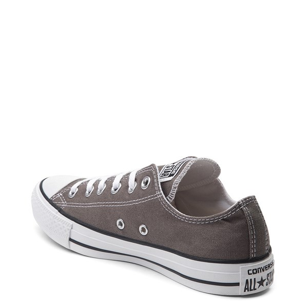 alternate view Converse Chuck Taylor All Star Lo Sneaker - GrayALT2