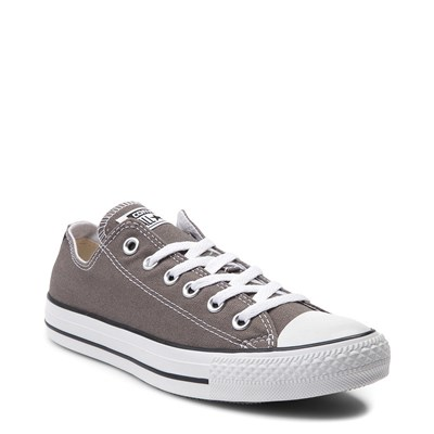 Alternate view of Gray Converse Chuck Taylor All Star Lo Sneaker