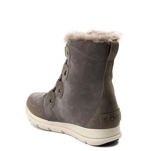 alternate view Womens Sorel Explorer™ Joan Boot - QuarryALT2