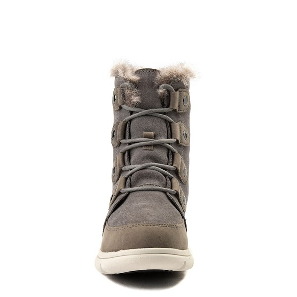 alternate view Womens Sorel Explorer™ Joan Boot - QuarryALT4