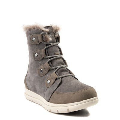 Alternate view of Womens Sorel Explorer™ Joan Boot - Quarry