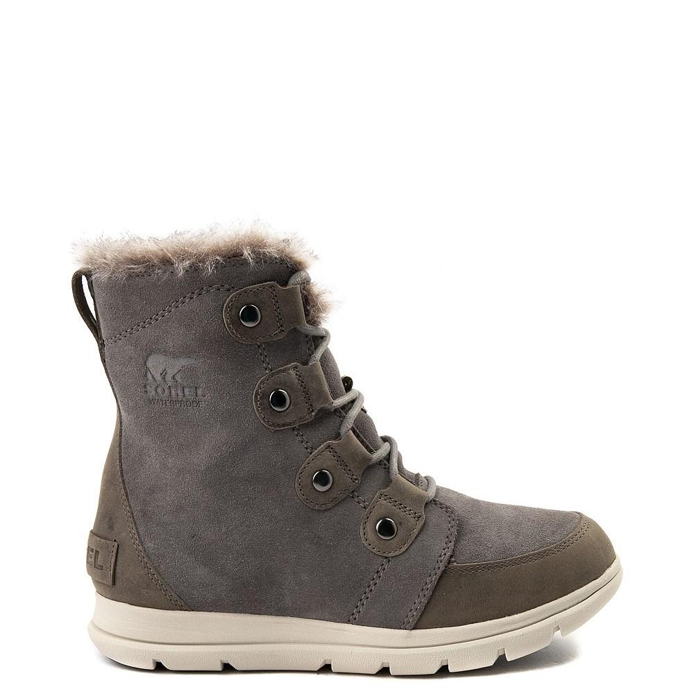 Womens Sorel Explorer™ Joan Boot - Quarry