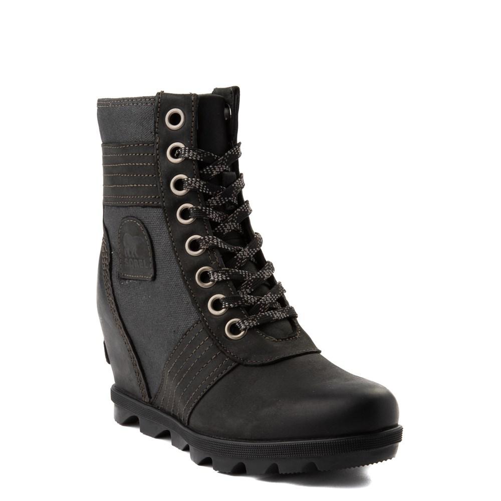 9c5a83627a40 Womens Sorel Lexie Wedge Boot. Previous. alternate image ALT5. alternate  image default view. alternate image ALT1