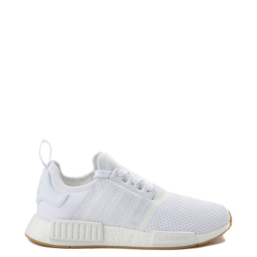 Mens adidas NMD R1 Athletic Shoe - White